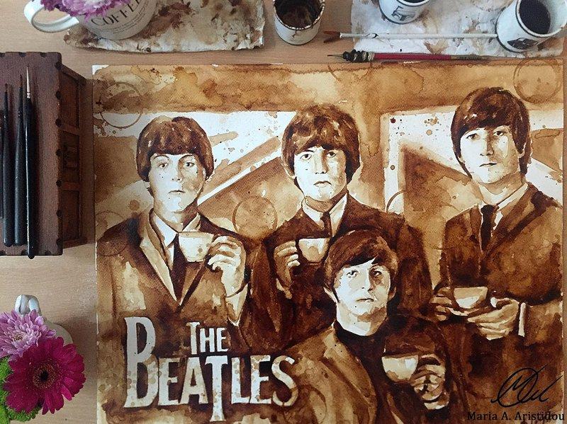 Beatles - Maria Aristidou