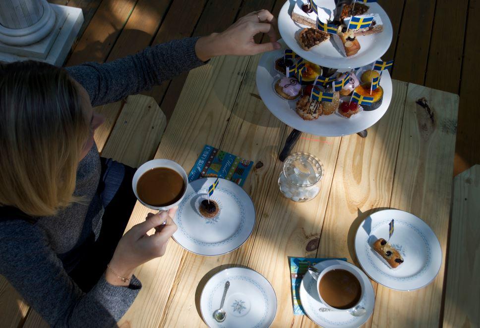 """İsveç'in kahve ritüeli """"Fika"""" 2"""