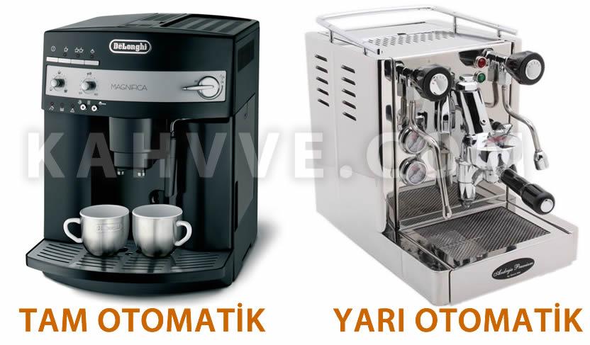 Espresso makinası alırken nelere dikkat etmeli? 2