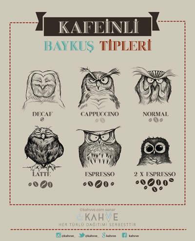 Yaratıcı kahve posterleri 2
