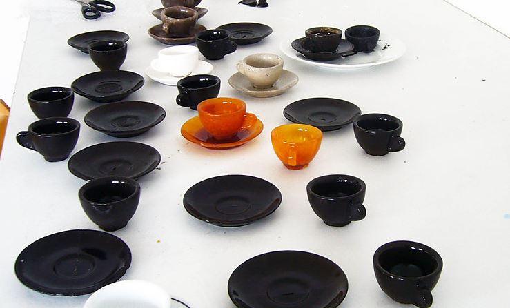 Kahvenizi kahveden yapılmış fincanlarda tatmak ister misiniz? 1