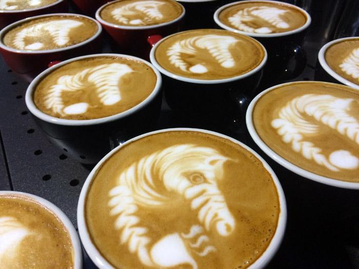 Dünya Latte Art Şampiyonu Caleb Cha'nın başarısındaki sır! 2