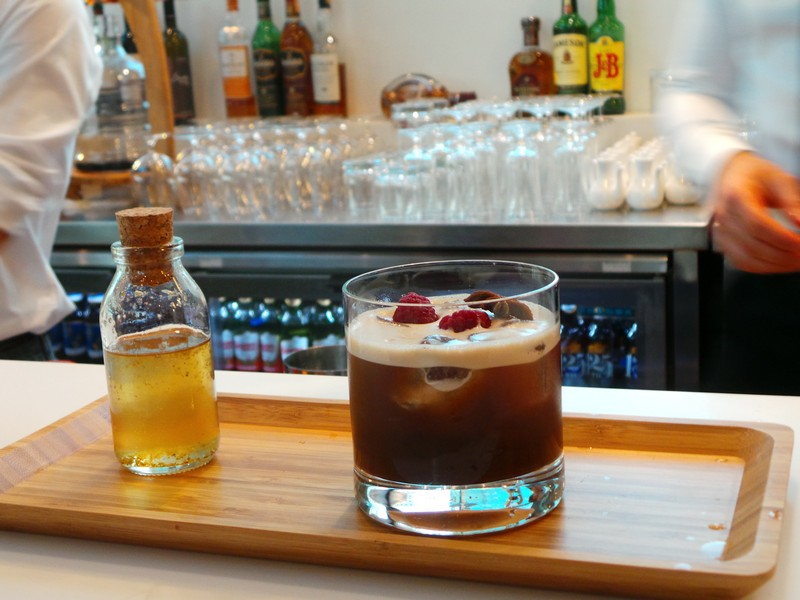"""Kahvenin soğuk lezzeti """"Brew Parlor"""" ile Wyndham Grand İstanbul'da! 3"""