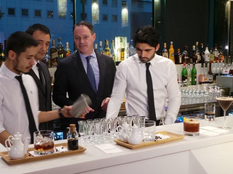 """Kahvenin soğuk lezzeti """"Brew Parlor"""" ile Wyndham Grand İstanbul'da! 7"""