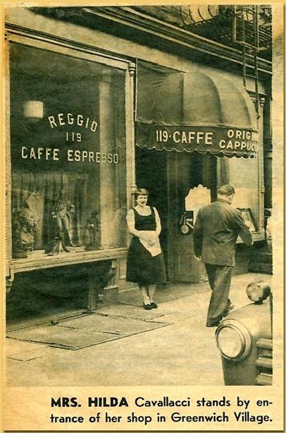 New York'un vazgeçilmezi: Caffe Reggio 2