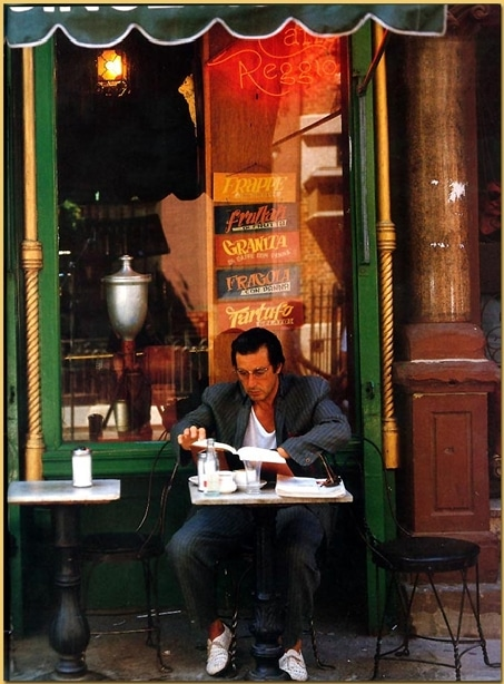 New York'un vazgeçilmezi: Caffe Reggio 5