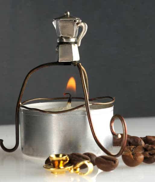 Dünyanın en küçük kahve makinası 2