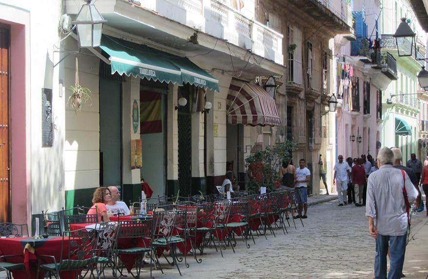 Küba kahvesi eşliğinde Havana 3