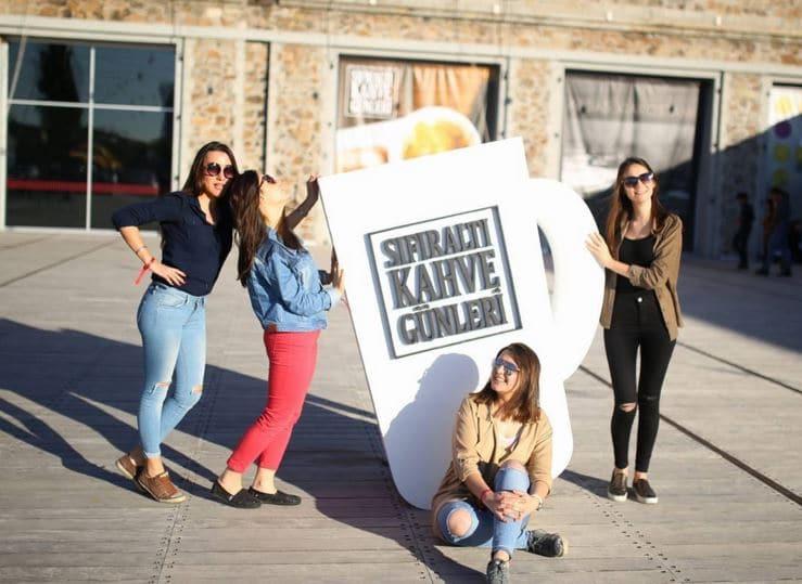Ankara'da 06 kahve günleri 2