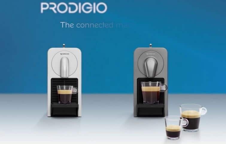 Nespresso Prodigio kahveye ayar verdi 2