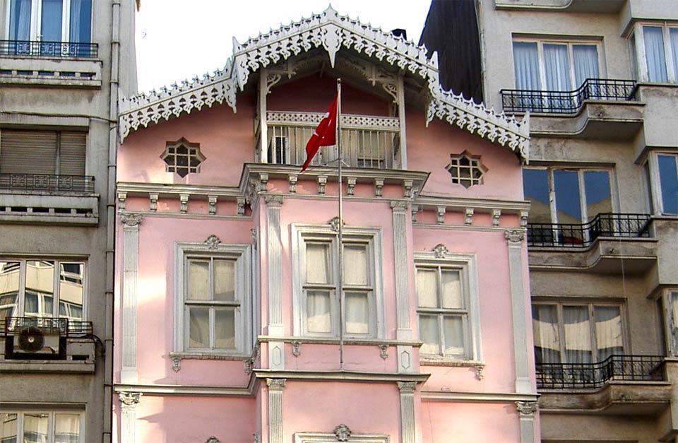 Kurtuluş Savaşı'na giden yıllarda Şişli'deki ev 2