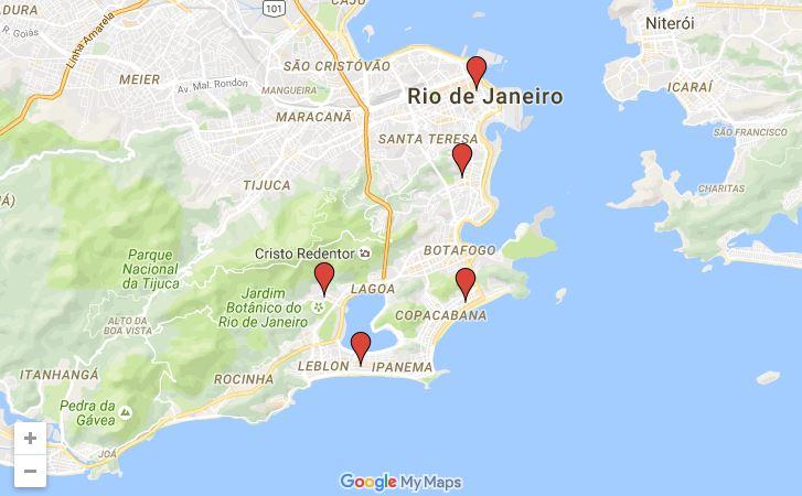 2016 Rio olimpiyatlarına gideceklere Rio kahve rehberi 3