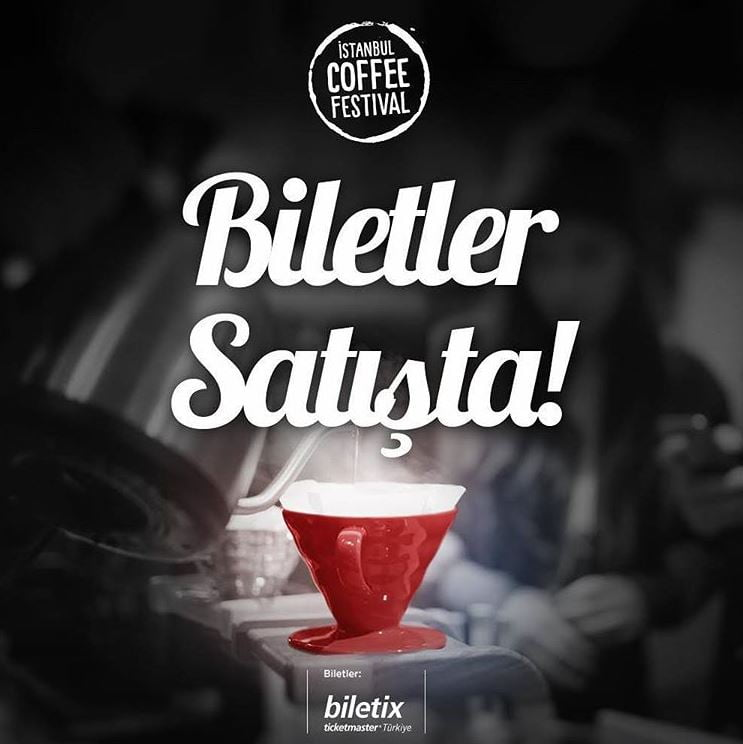 2016 İstanbul Kahve Festivali Küçükçiftlik Park'ta 1