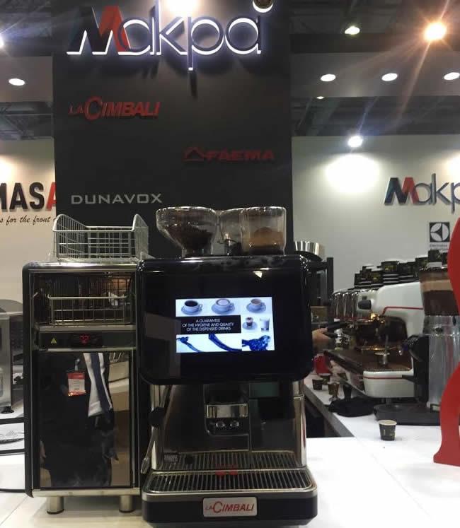 Uluslararası otel, kafe ekipmanları fuarı İstanbul'da başladı 6