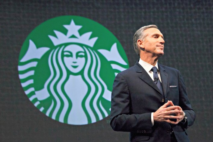 Kahve imparatoru Howard Schultz görevi bırakıyor 2