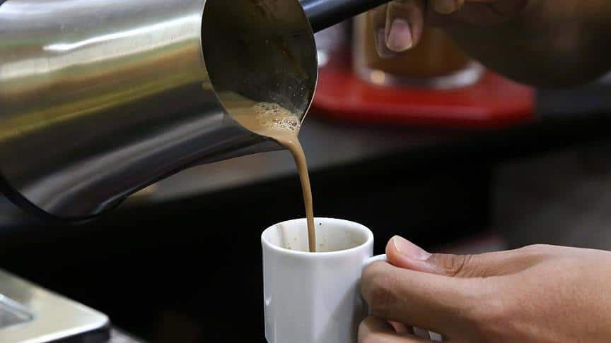 gül kahvesi