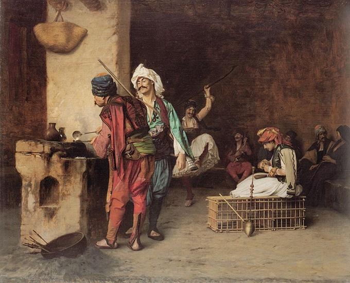 Bir Taşım Keyif! Türk Kahvesinin 500 Yıllık Öyküsü 2