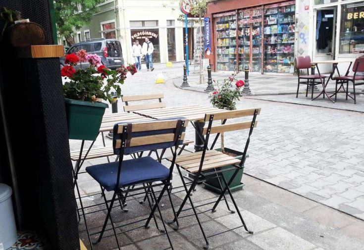 İstanbul'da kitabınızı keyifle okuyabileceğiniz 10 kafe 4