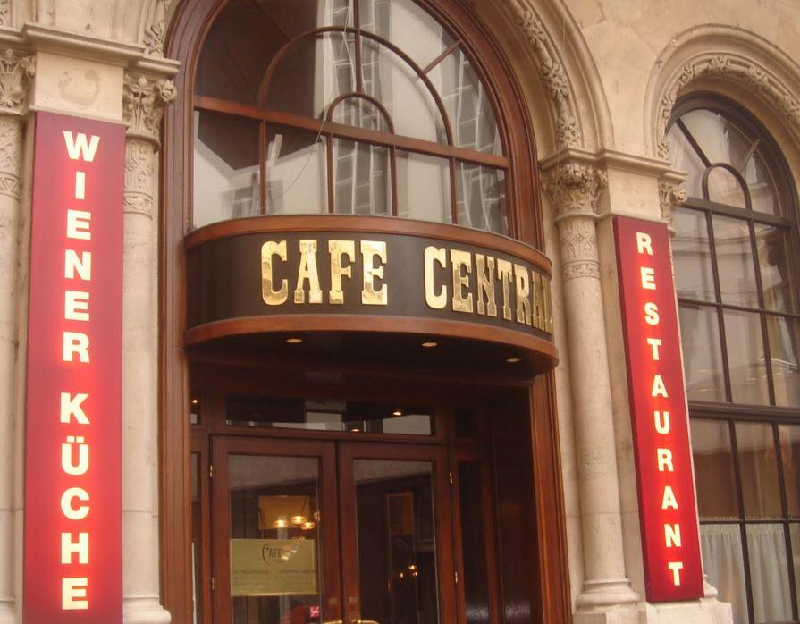 Viyana klasiği: Central Cafe 3