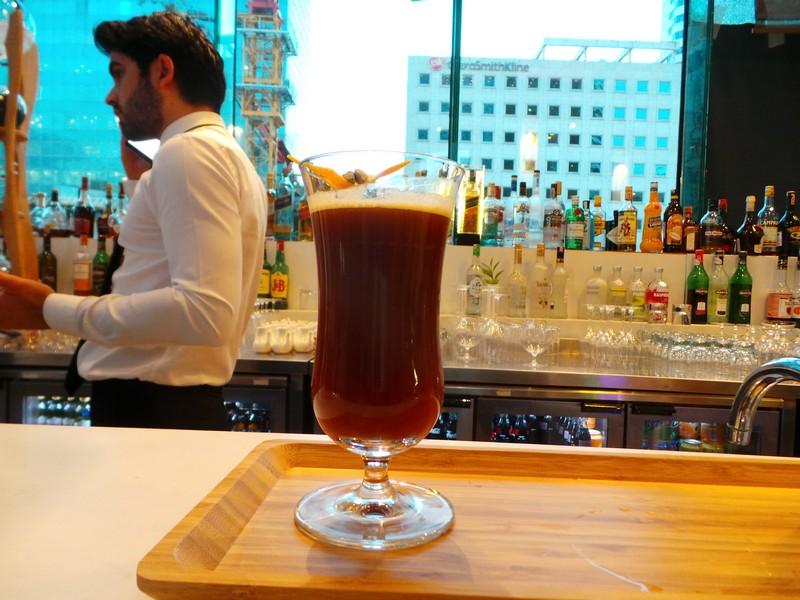 """Kahvenin soğuk lezzeti """"Brew Parlor"""" ile Wyndham Grand İstanbul'da! 5"""