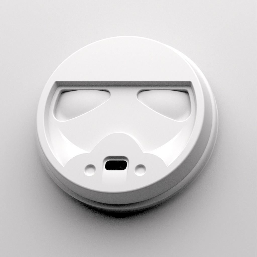 Star Wars hayranlarına özel tasarım kahve bardakları 3