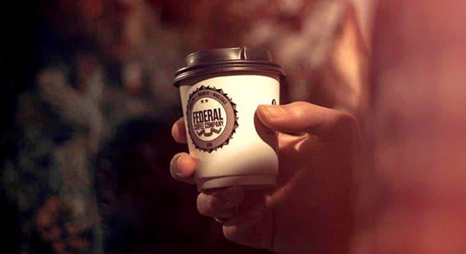 Federal Coffee İstanbul'da 2