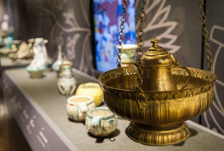 Kahve Sohbetleri Pera Müzesi'nde başladı 1