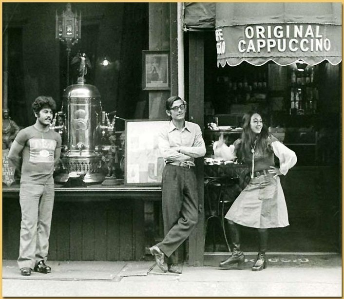 New York'un vazgeçilmezi: Caffe Reggio 1