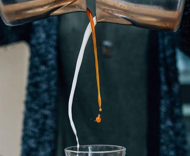 Havalı kahvecilerde kahve keyfi 1