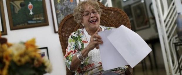 Kübalı kadın Obama'yı kahve içmeye davet etti! 2