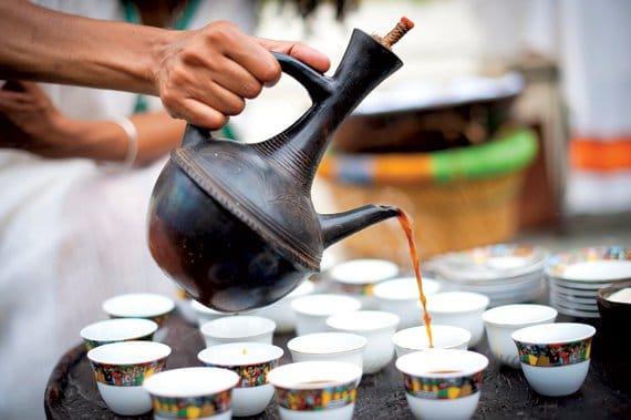 Uluslararası Kahve Kongresi Etiyopya'da başladı 1
