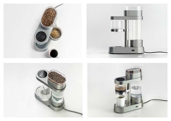 Akıllı kahve makinesi Auroma One 1