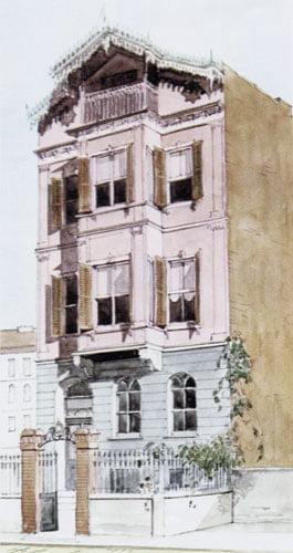 Kurtuluş Savaşı'na giden yıllarda Şişli'deki ev 3