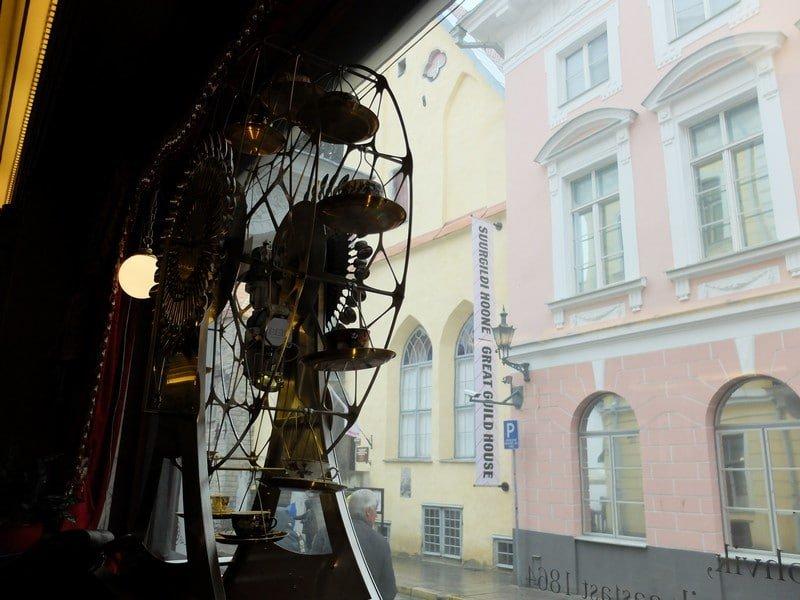 Estonya'nın tarihi kahve durağı: Maiasmokk Cafe'de 6