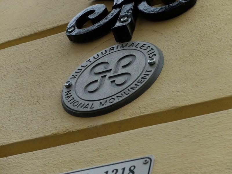 Estonya'nın tarihi kahve durağı: Maiasmokk Cafe'de 25