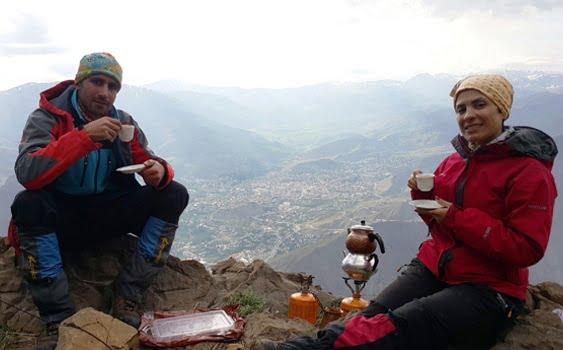 Sümbül Dağı'nda kahve keyfi 2