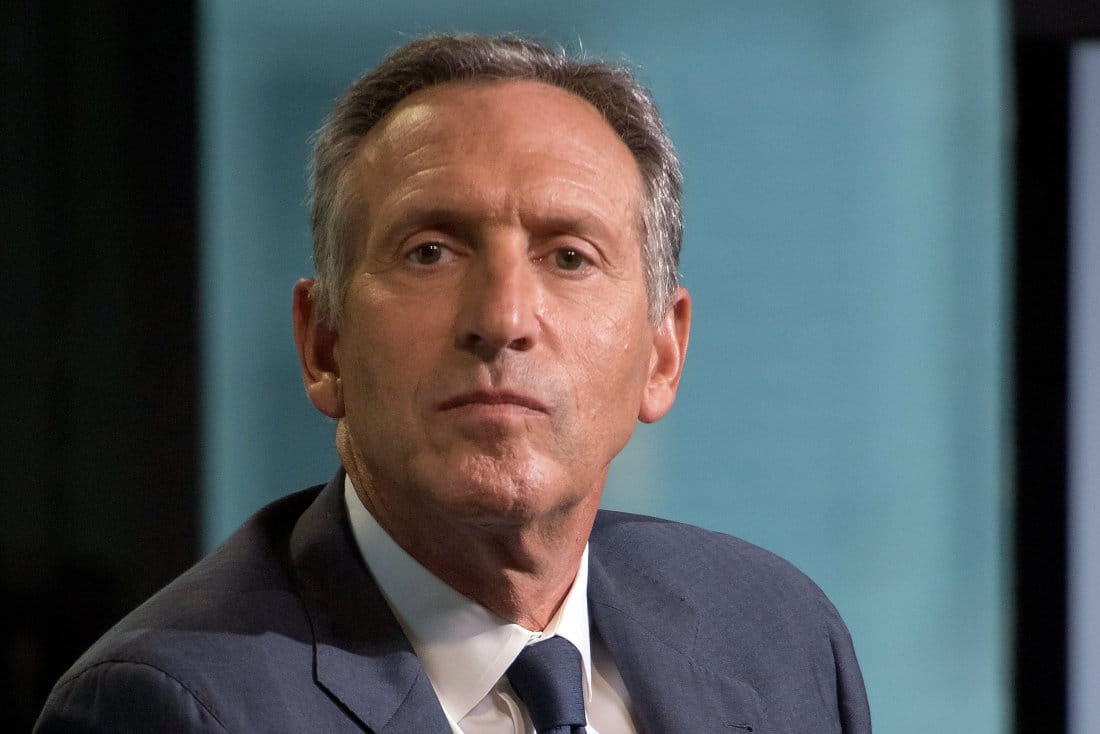 Starbucks'ın patronu Howard Schultz
