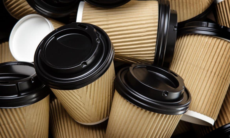 tek kullanımlık kahve bardağı